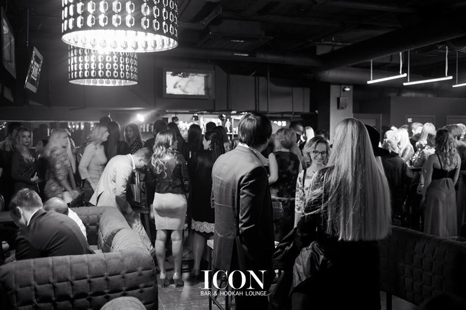 icon fashion bar, минск